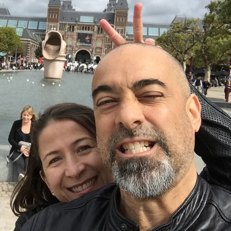 Andre & Anita Chaperon