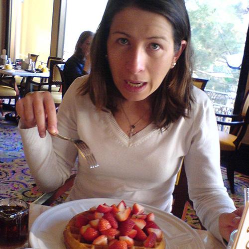 Sweet Tooth Anita (Wynn, Las Vegas, 2006)