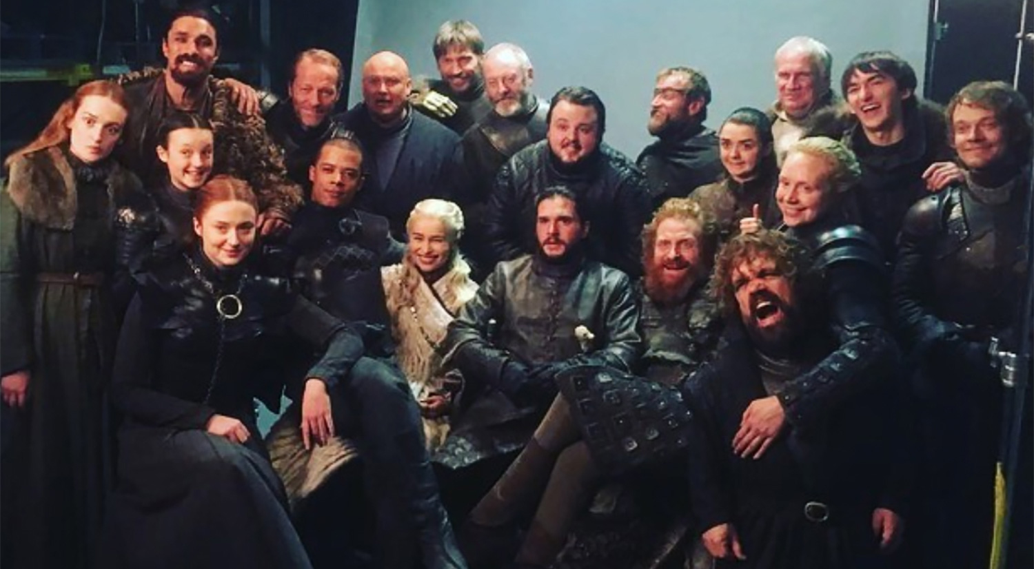 Game of Thrones: Final Cast