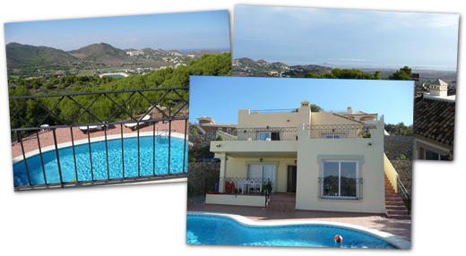 Villa in La Manga Club (Murcia)