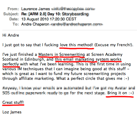 AutoResponder Madness (Official) - Story-Driven Email