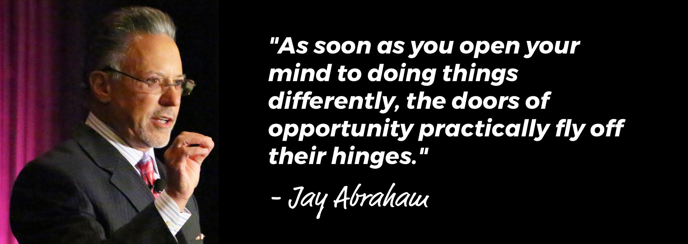 Jay Abraham