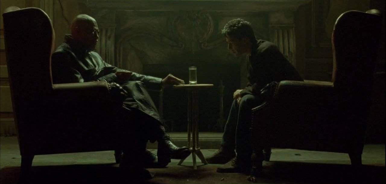 Morpheus & Neo